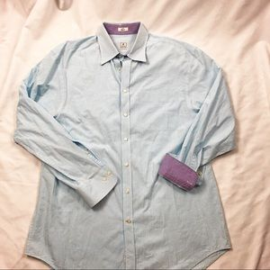 Peter Millar dress shirt Large